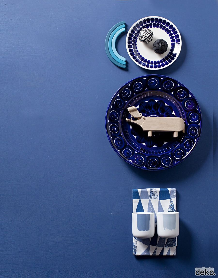DESIGN TRENDS 2013 - blue - photo Kristiina Kurronen