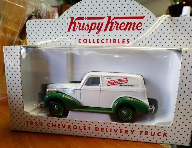 Krispy Kreme Doughnut Truck #KrispyKreme