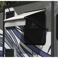 Solera Standard Window Awnings   Window awnings, Caravan ...