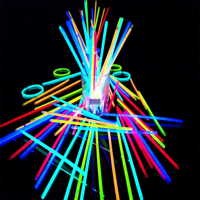 Glow Stick Bracelet Center For The Glow Party Https