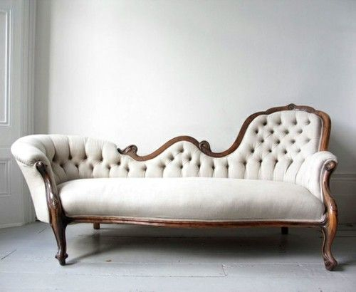 Fairytale House White Vintage Sofa In 2019 Furniture
