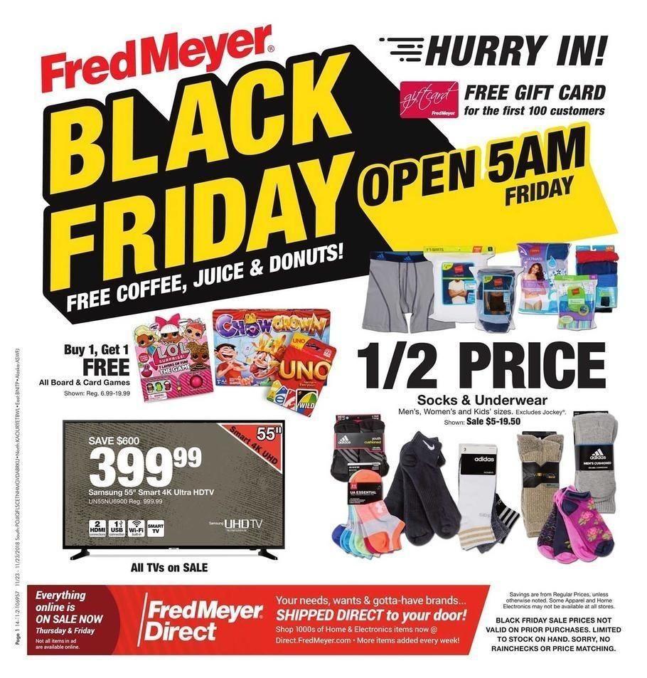 Fred meyer 2018 black friday ad black friday ads black