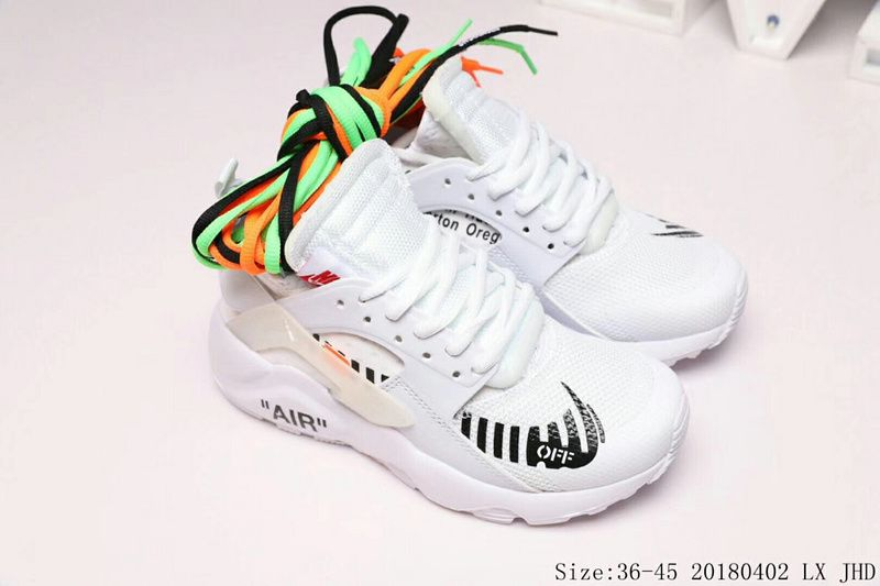 new styles 30389 adea7 Buy OFF-WHITE x Nike Air Huarache Ultra White Black