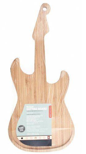 Kikkerland Bamboo Guitar Cutting Board Kikkerland. Kitchen AccessoriesArrow  ...