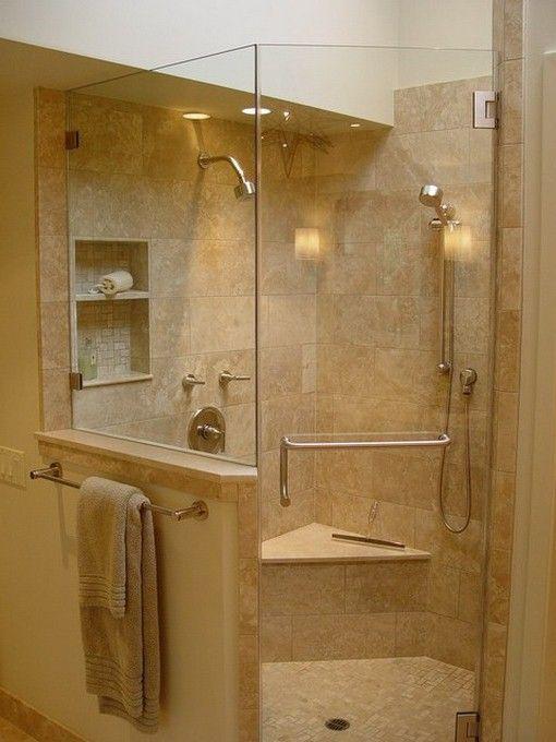 Design Tips for Small Bathroom Remodeling Ideas Shower Remodel
