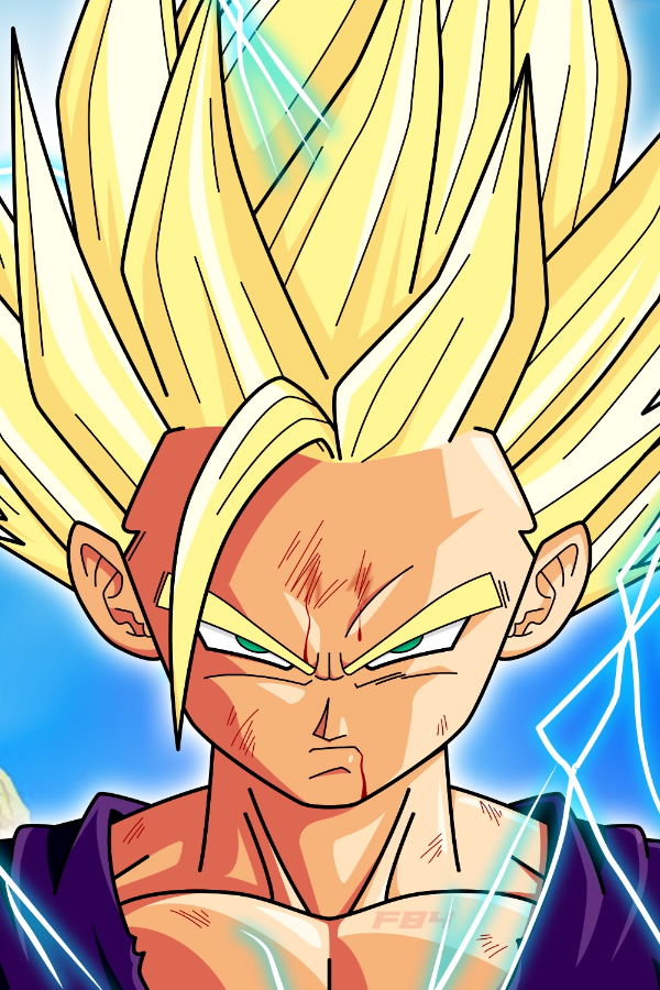 Wallpaper Hd Gohan Ssj2 Anime Dragon Ball Super Dragon Ball Wallpapers Anime Dragon Ball