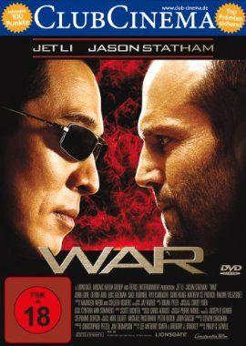 War  2007 USA      IMDB Rating 6,2 (44.416)  Darsteller: Jet Li, Jason Statham, John Lone, Devon Aoki, Luis Guzmán,