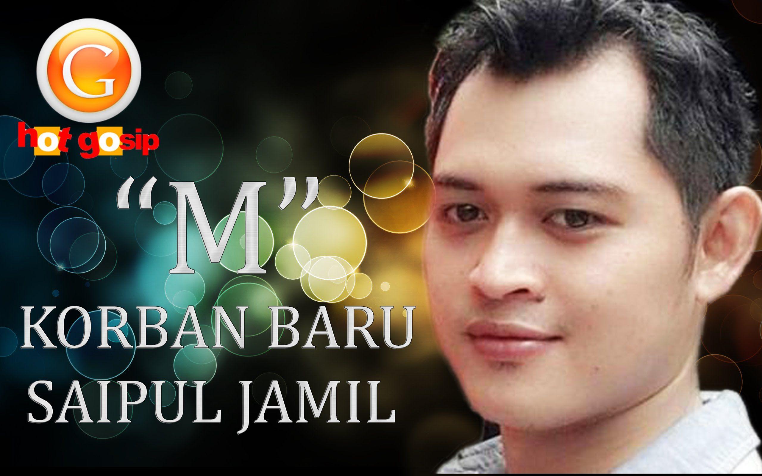 Korban Saipul Jamil Terbaru Berinisial M Sebelumnya Dilaporkan