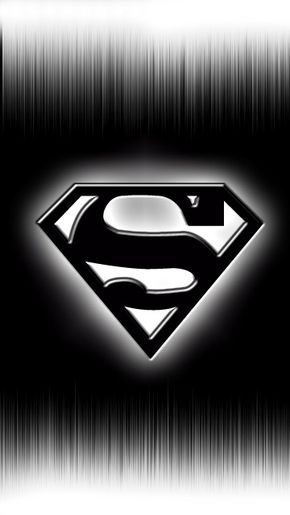 Superman Logo Vector Black Hd Wallpapers For Iphone Is A Fantastic