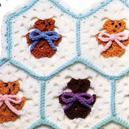 How sweet   Teddy Bear   Pinterest   Babykleidung, Babydecken und ...
