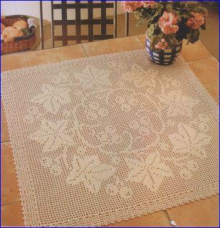 MIRIA ET PEINTURES crochets: Septembre 2010