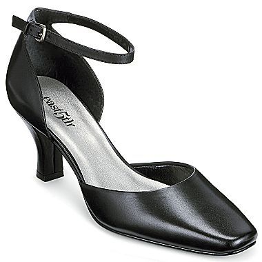 0538d949d353 east5th® Ansley Leather Ankle-Strap Pumps - jcpenney