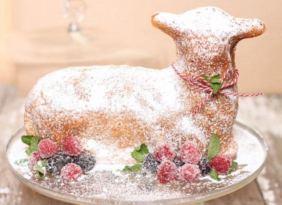Osterlamm backen: Dieses Rezept bekommen sogar Backanfänger hin #celebrationcakes