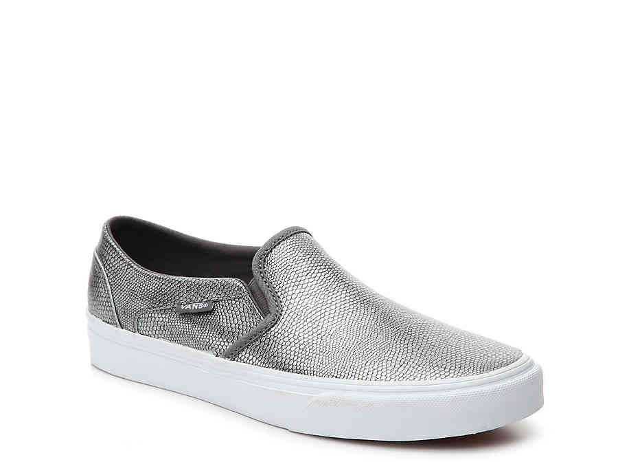 Asher Slip On Sneaker Women'S Vans Dsw My Style Pinboard Dsw Vans Slip On Shoes