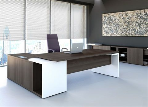 Nice Elegant Modern Office Desk 19 On Home Remodel Ideas With