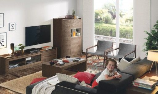 Nuevo Catálogo de Muebles Kibuc. #Mueble Comedor de la colección ...