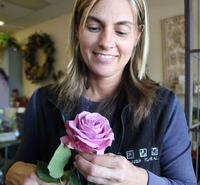 Nicki Grund of Chanhassen Floral knew something was going on when she noticed her cellphone lighting up with Facebook alerts. It was late morning, Thursday, April 21. It didn't take long for her to learn that Prince had been found dead that morning at Paisley Park.