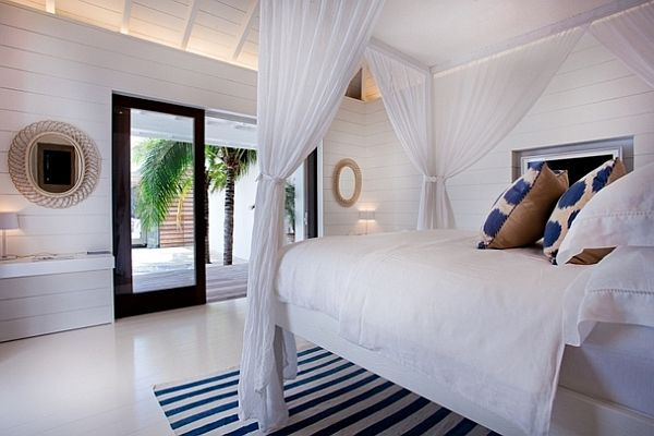 Caribbean Bedroom Design Endearing Stunning Caribbean Villa Is The Ultimate Luxury Retreat Draped In Decorating Inspiration