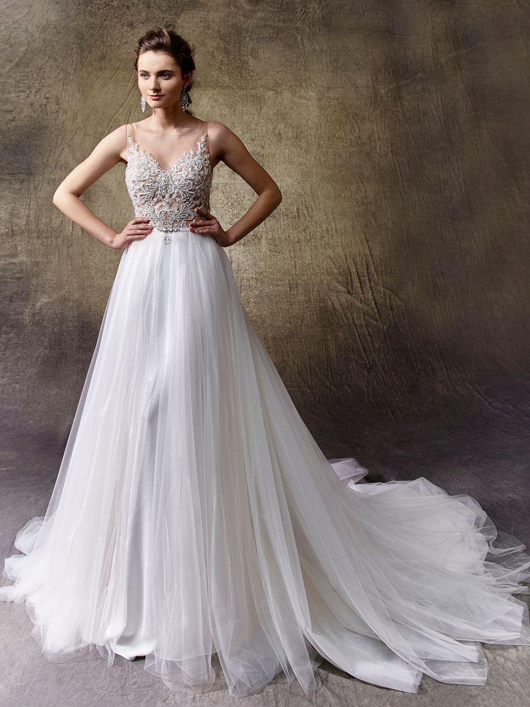 Enzoani Lynn Find Top Designer Wedding Dresses Bridal Gowns At Jaehee