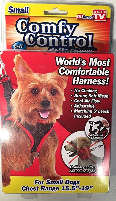 Amazon Com Comfy Control Dog Harness As Seen On Tv Pet
