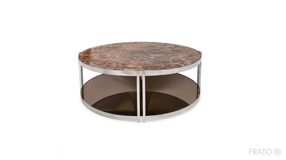 SOUL Coffee Table | Frato - Globally inspired interior lifestyle concept, equally engaged to elegance and confortable interiors, conductive to pleasure and well-being.