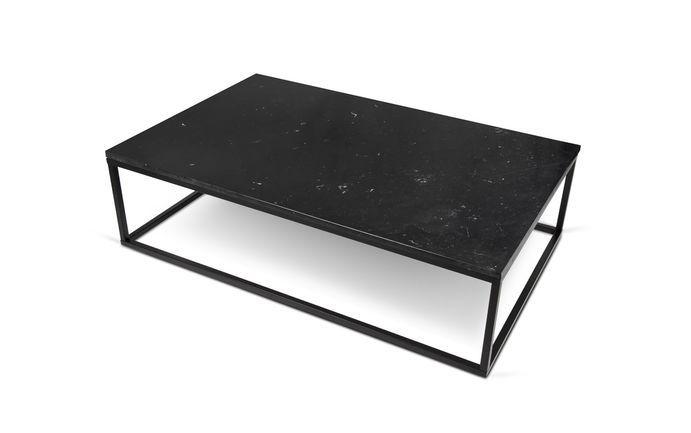 Couchtisch marmor schwarz 120 wohnzimmer pinterest for Designer couchtisch rechteckig