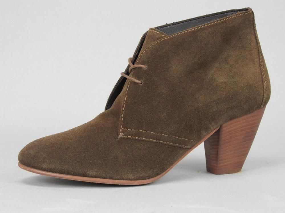 Madewell 1937 Footwear $188 Suede Sandstorm Ankle Boot size 8.5 #Madewell  #AnkleBoots
