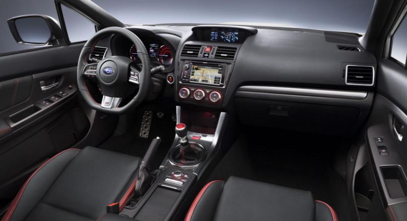 Best Of 2018 Subaru Wrx Interior