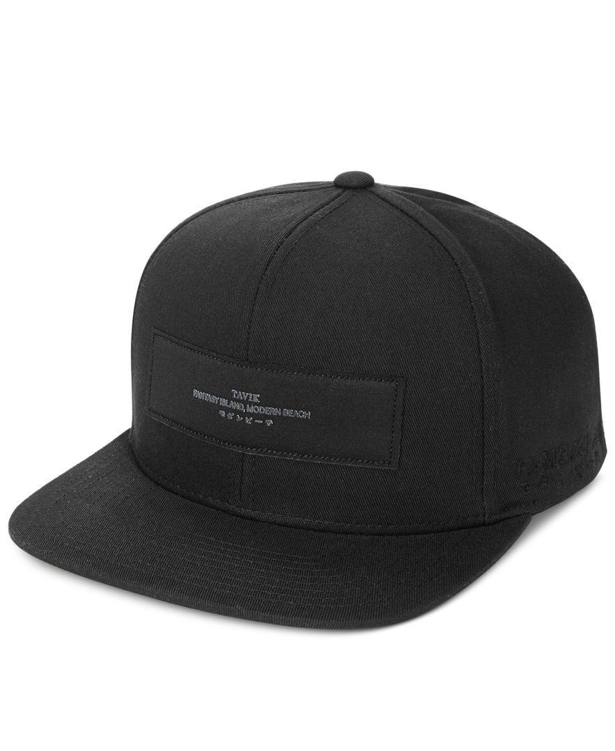 Tavik Men's Armel Snapback Logo Hat - Hats - Men - Macy's