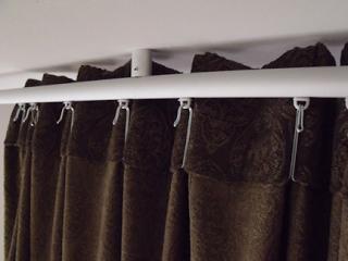 installing ikea curtain rod