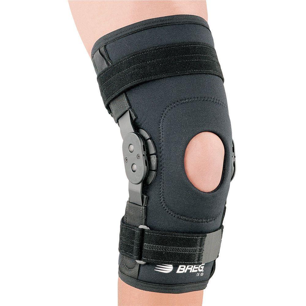 Knee Brace Shortrunner Breg Inc. The Breg Shortrunner
