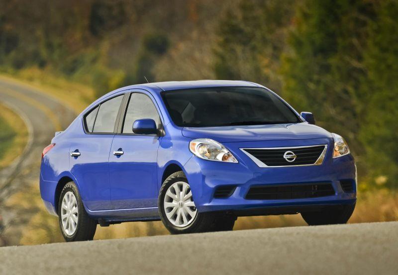 Nissan Versa Sedan: quite possibly my first car!