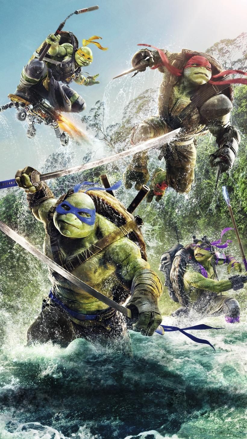 2014 *** Leo Leonardo COMPLET *** Teenage Mutant Ninja Turtles film