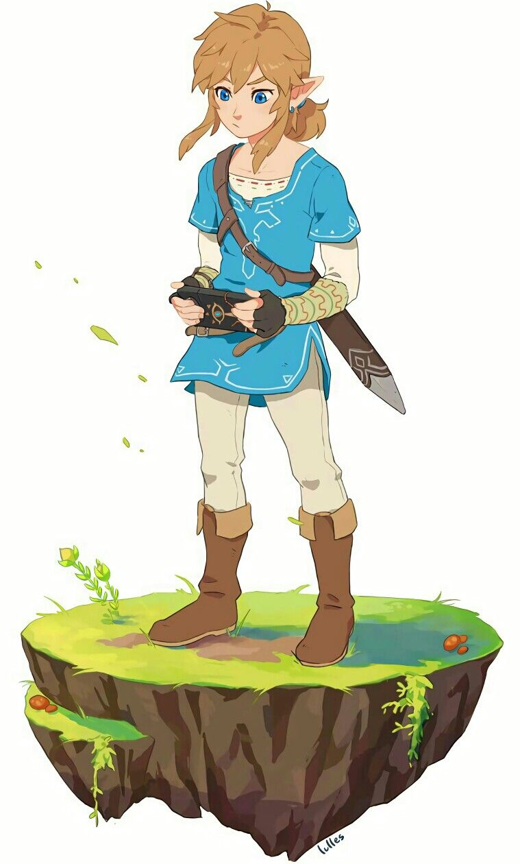 Pin by hylian princess on the legend of zelda breath of the wild