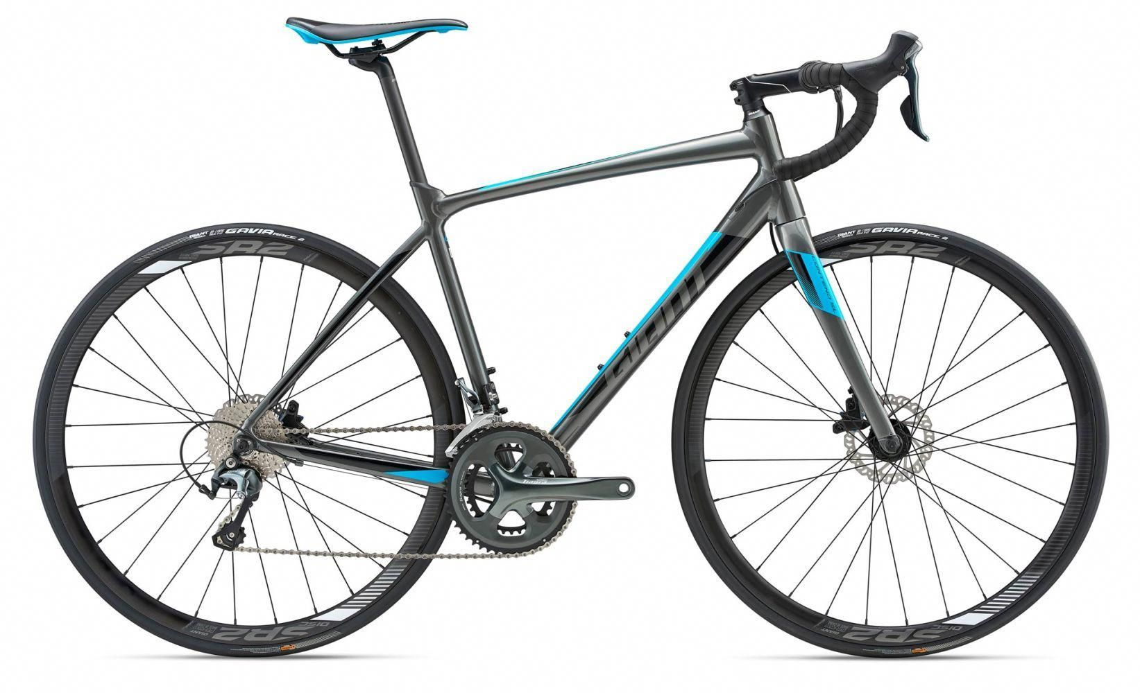 Contend Sl 2 Disc 2018 Men All Rounder Bike Giant Bicycles