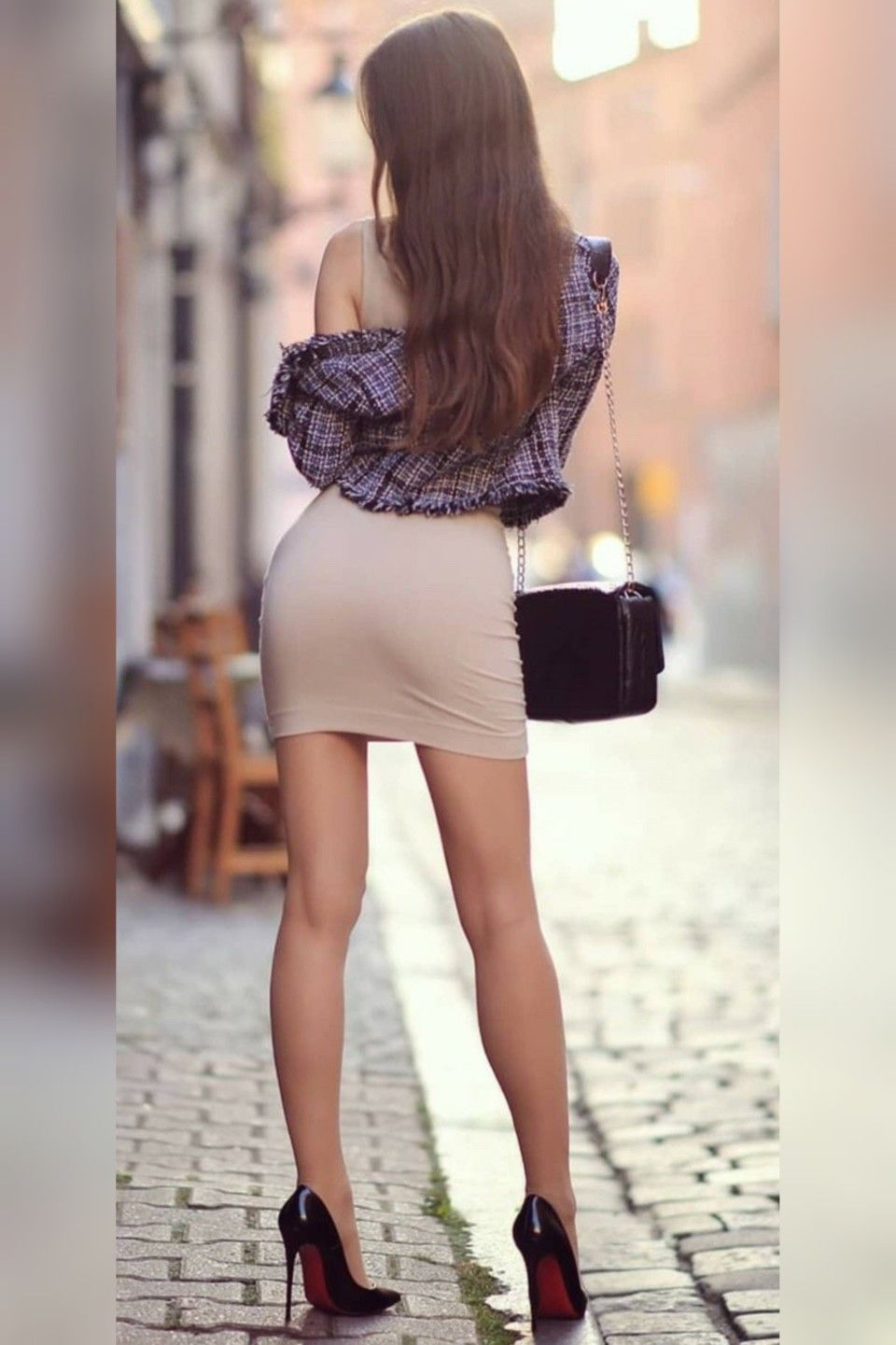 Sexy legs in miniskirt images, stock photos vectors