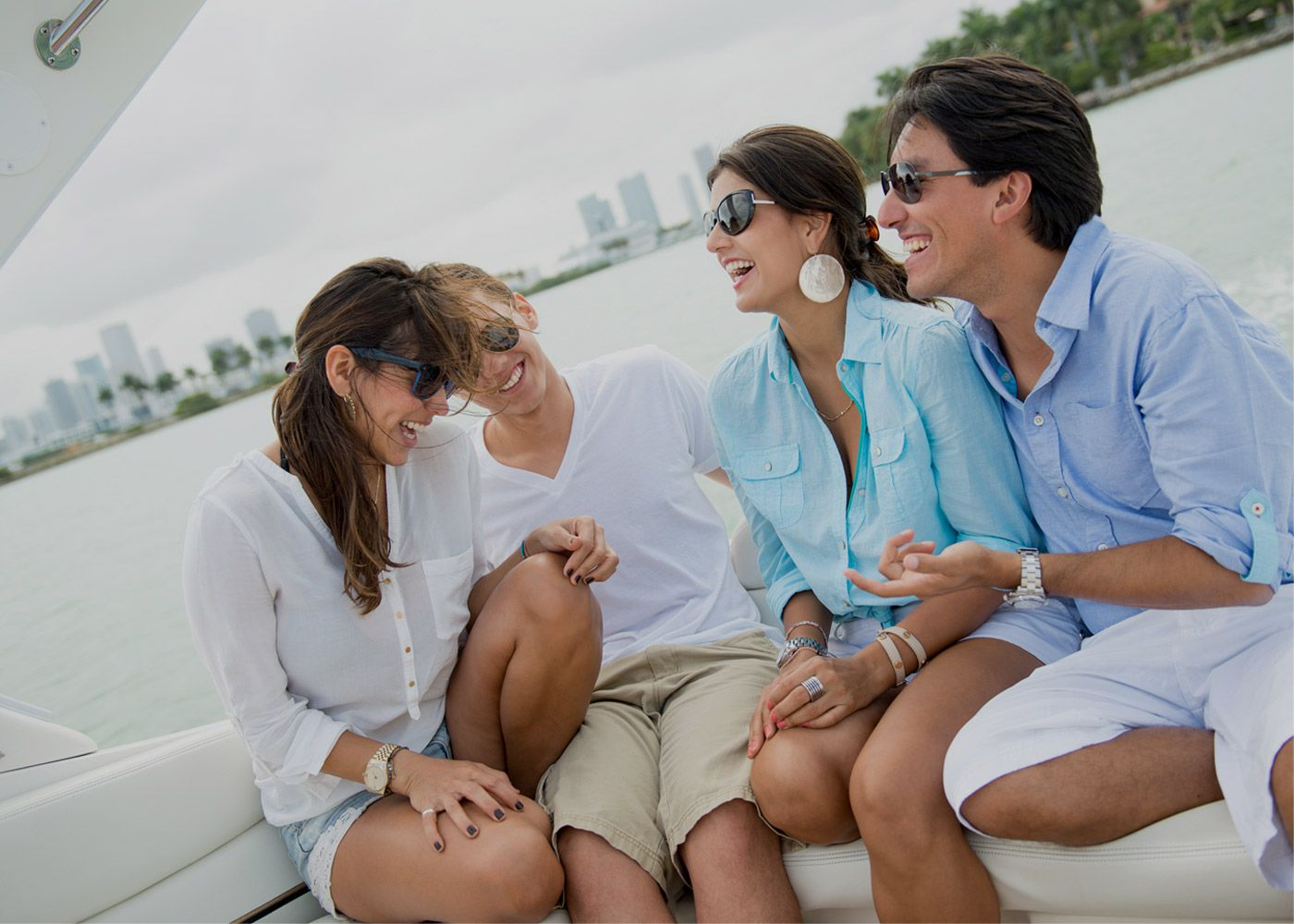Boatme provides boat for rent in miami fort lauderdale