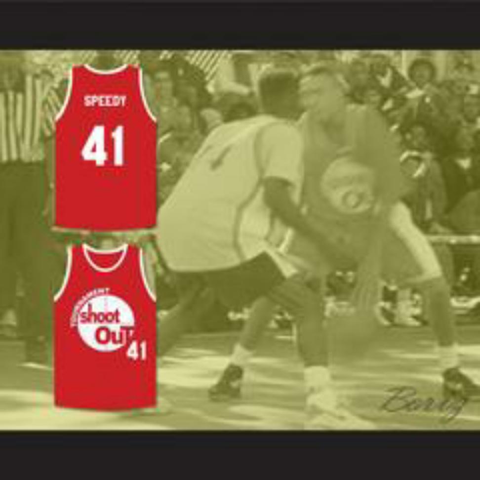 7bc995e77c66 Mekhi Phifer Odin James 4 Hawks Blue Basketball Jersey O Movie ...