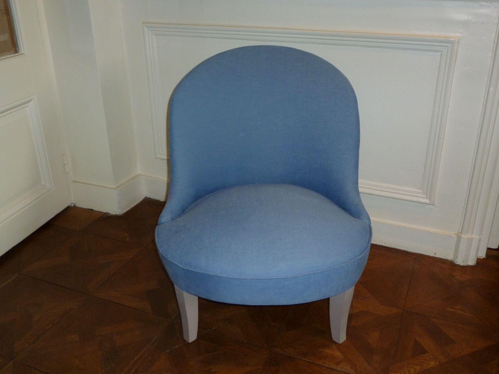 Fauteuil Tissu De Chez Jane Churchill Www Atelier Pichoux