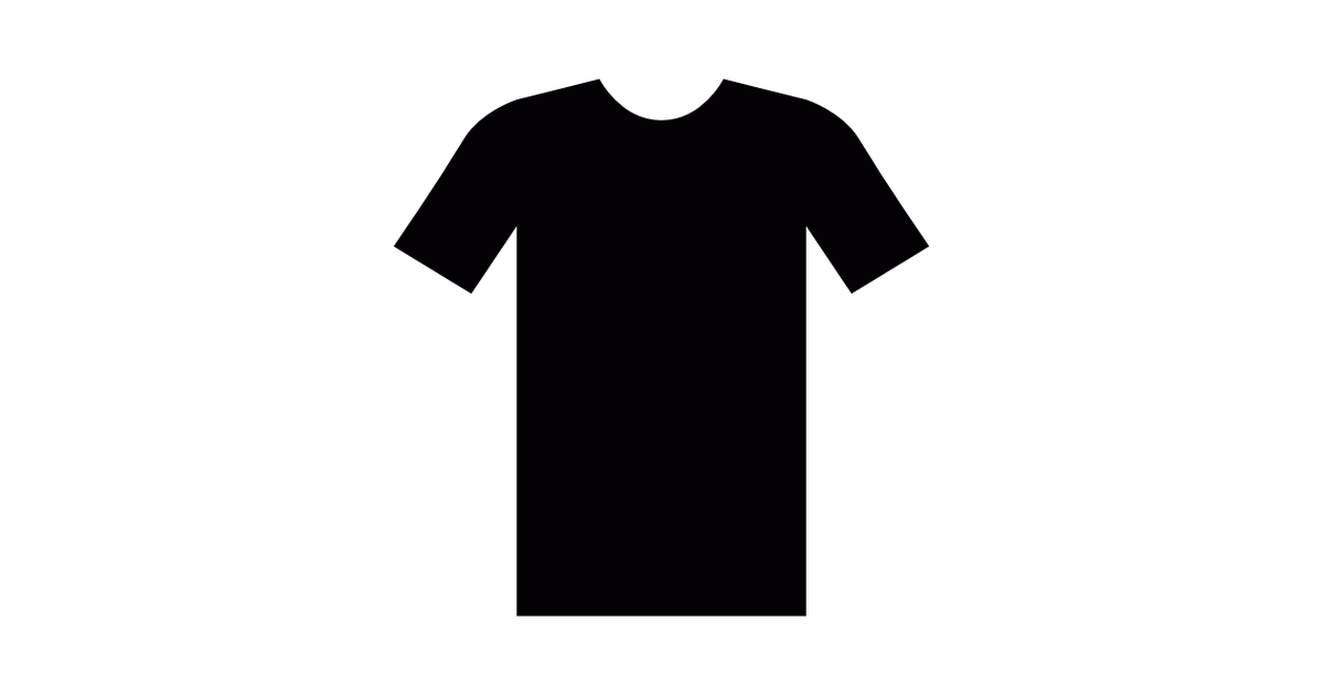 Black Tshirt Free Vector Icons Designed By Freepik Black Tshirt Vector Icon Design Free Icons