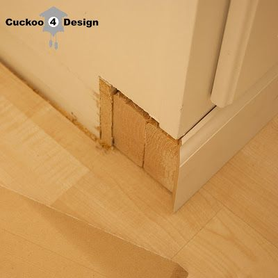 Cuckoo4design Cabinet Toe Kick Kitchen Cabinets Toe Kick Kick Plate