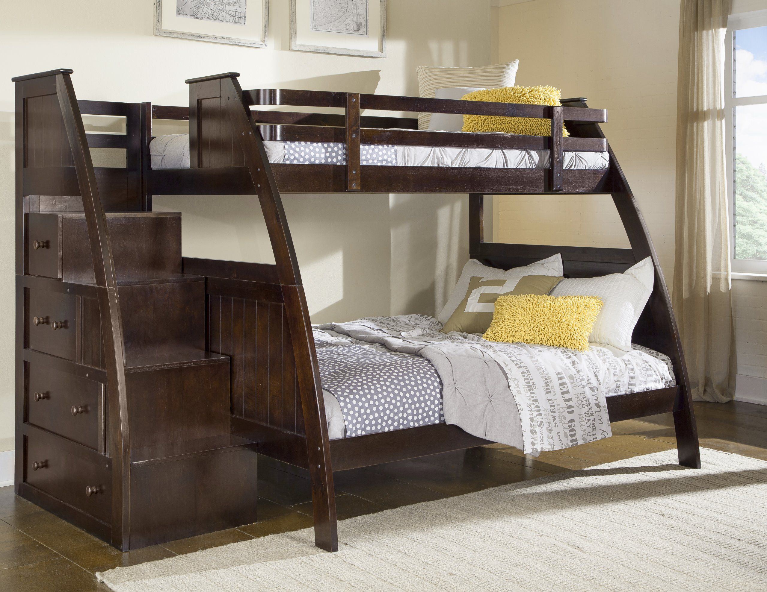 storage with room case in cool bed bunk is stair looks this beds and boys like drawers pin stairs