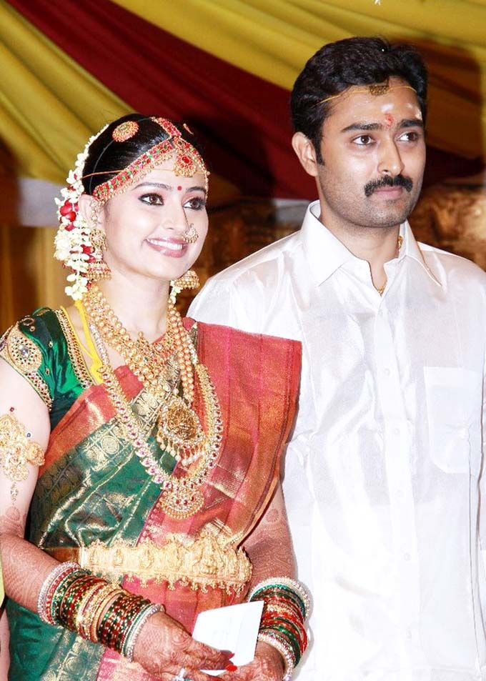 Get Latest Event Pictures Of Sneha And Prasanna Wedding Bollywood