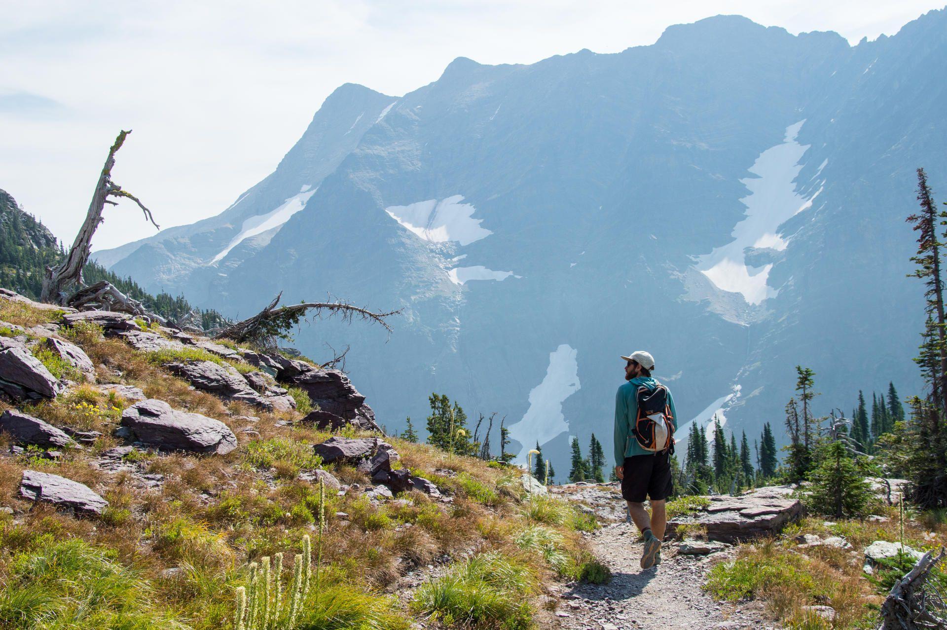 6 Epic Hikes in Glacier National Park   Glacier national ...