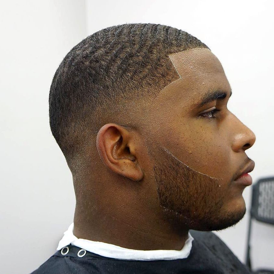 Very Short Haircuts For Men Short Waves Short Haircuts And - Black people short hairstyles