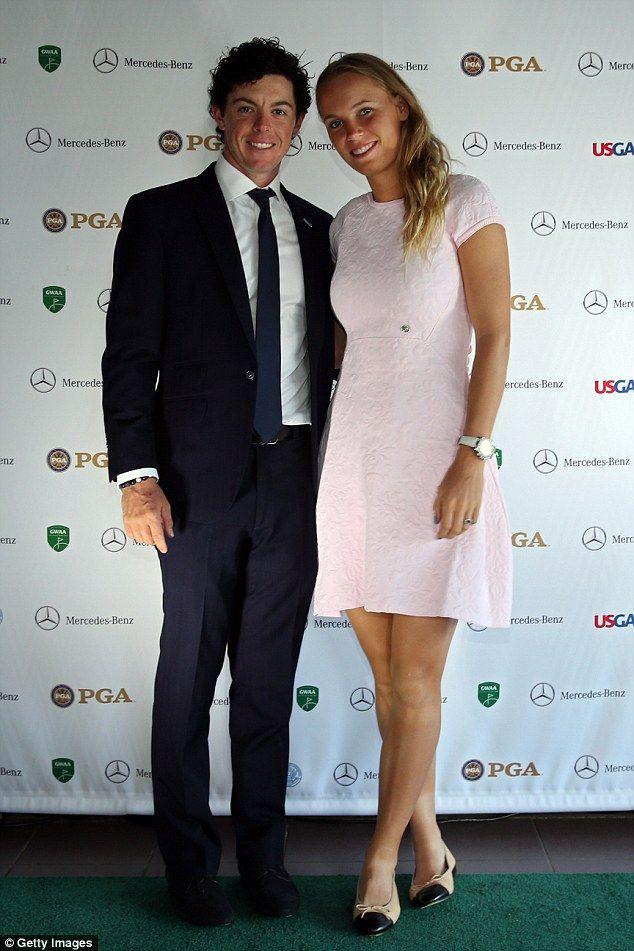 Caroline Wozniacki On Break Up With Rory Mcilroy Rory Mcilroy Caroline Wozniacki Rory