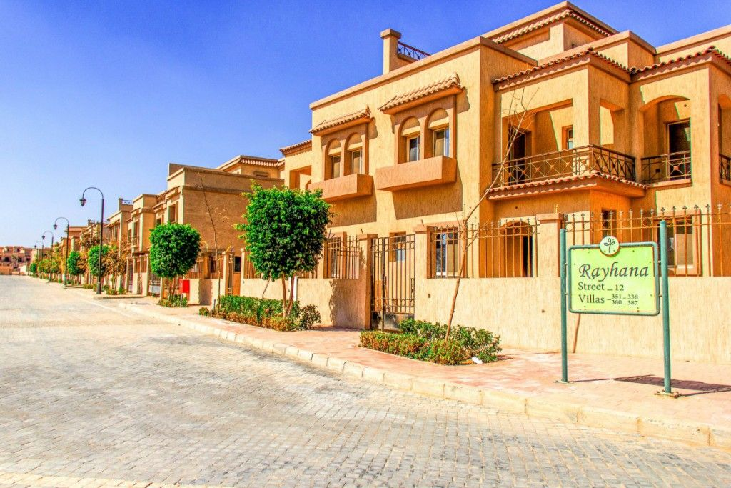 Rayhana Compound 6th Of October ريحانه كمبوند 6 اكتوبر House Styles Mansions Real Estate