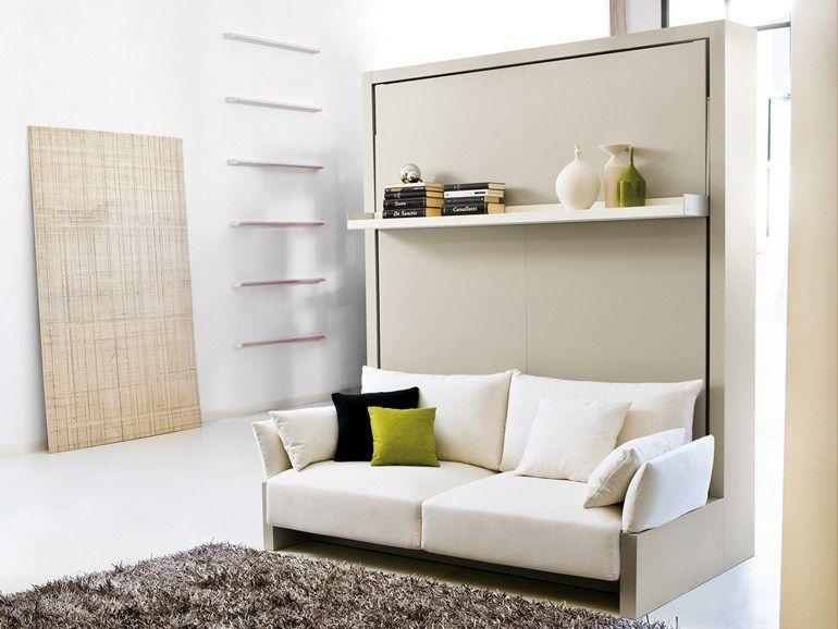Ikea Mobel Wohnwand ~ Wohnwand mit klappbett nuovoliolÁ 10 clei möbel pinterest