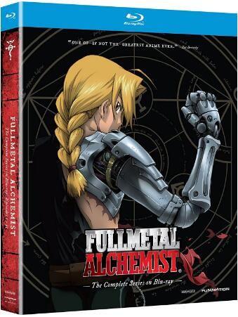 Fullmetal Alchemist: The Complete Series [Blu-ray ...