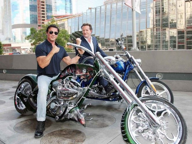 sylvester stallone bike Famous Movie Motorcycles: From Easy Rider to Ghost Rider ...